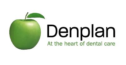 Denplan at the heart of dental care logo